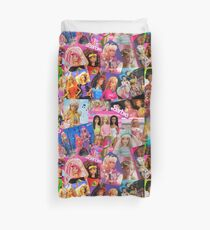 80's barbie Duvet Cover