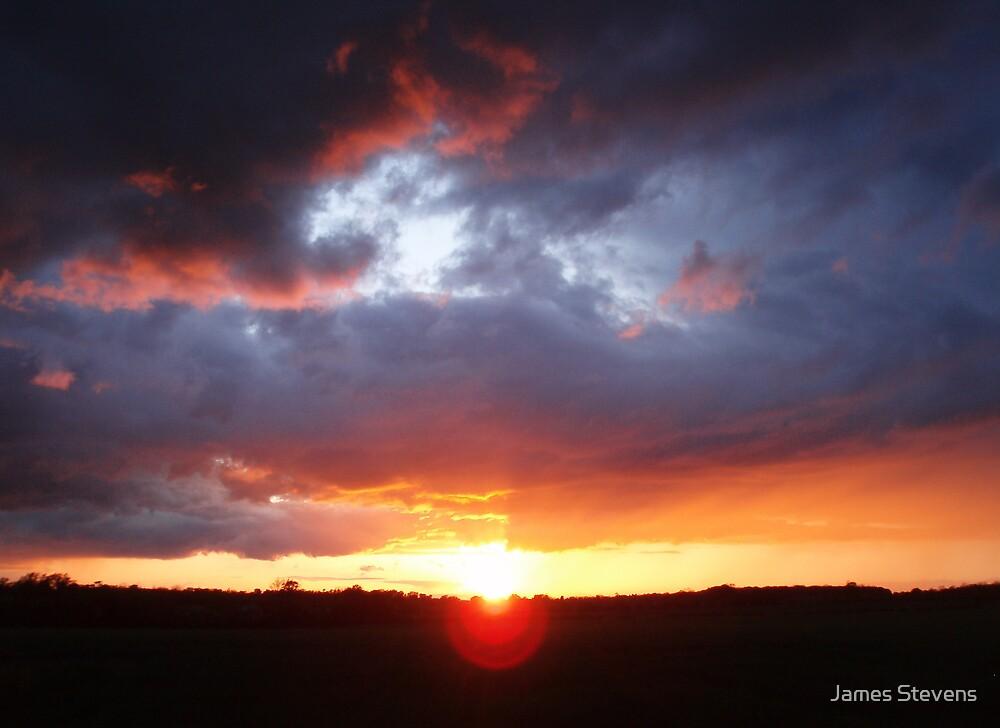 A Sun Rising by James Stevens