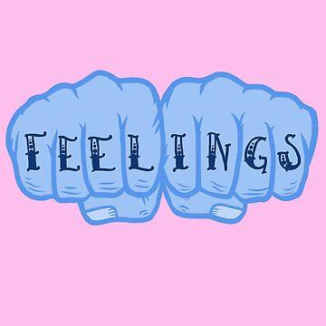 Feelings  by MetalDoggy