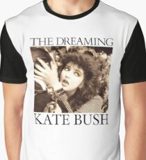 Kate Bush - The Dreaming Graphic T-Shirt