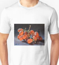 Colorful Red Grapes T-Shirt