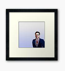 Jemaine Clement 9 Framed Print