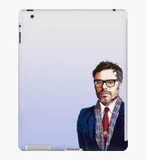 Jemaine Clement 9 iPad Case/Skin