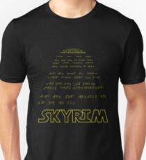 The Return of the Dragonborn T-Shirt