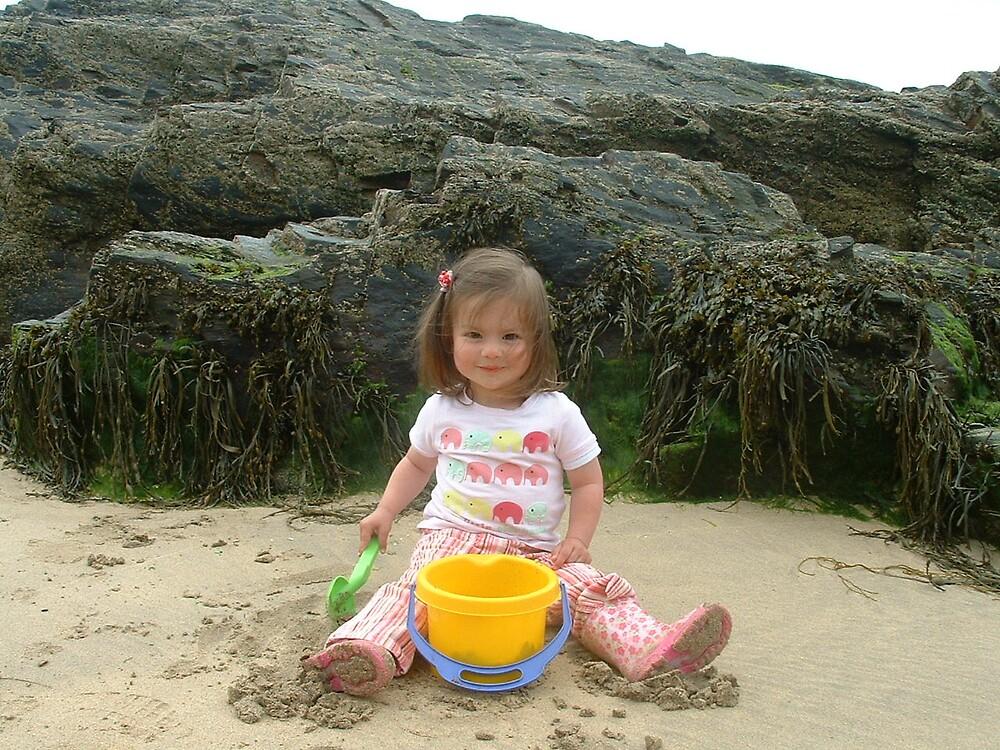 Sandcastles by Liesly