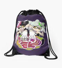 Squid Sisters Drawstring Bag