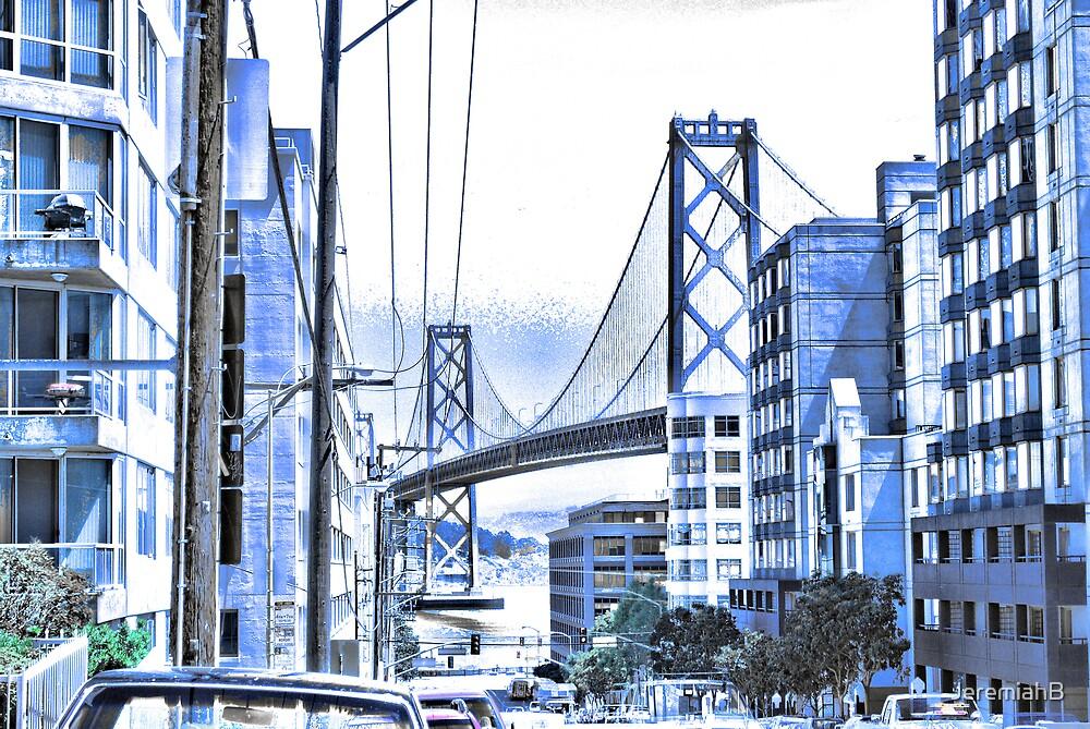 Bay Bridge by JeremiahB