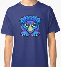 Blue Dinosaur  Classic T-Shirt