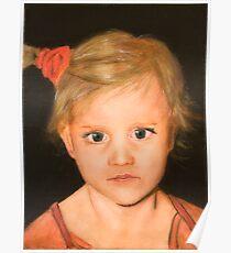 Jennifer on Canvas Poster