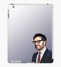 Jemaine Clement 10 iPad Case/Skin