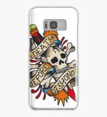 Death Before Dishonor Samsung Galaxy Case/Skin