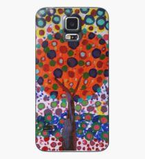 Funda/vinilo para Samsung Galaxy Happy Little Tree