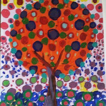 Happy Little Tree by JulieRobin