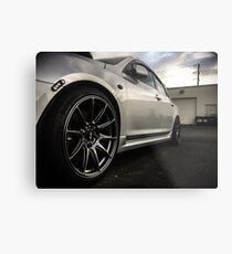 Mazdaspeed Metal Print