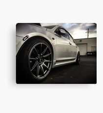 Mazdaspeed Canvas Print