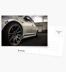 Mazdaspeed Postcards