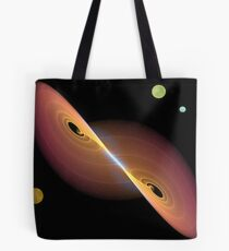 Journey Into Space Tote Bag