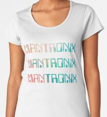 Mantronix Women's Premium T-Shirt