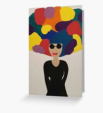 ColorFro Greeting Card