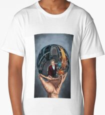 Doctor Who - The Twelfth Doctor Long T-Shirt