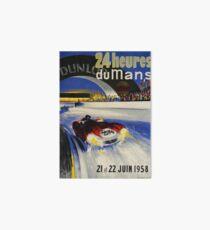 24hs Le Mans, 1958 Galeriedruck