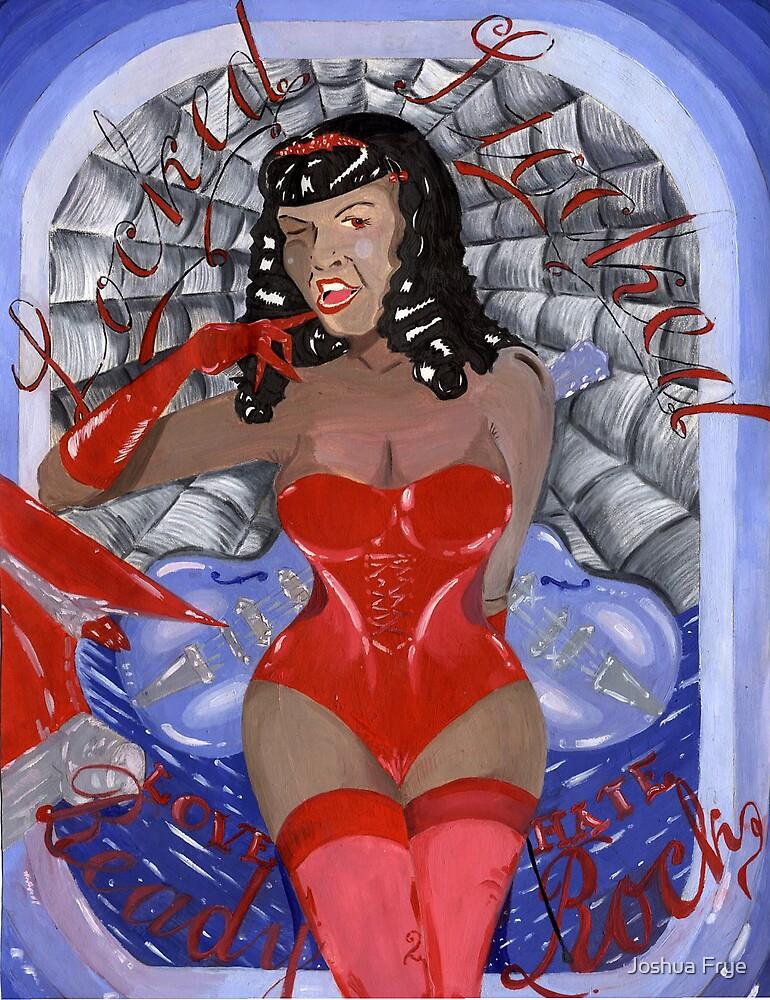 Betty Pleather by Joshua Frye