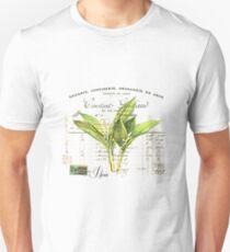 Lily of the Valley, Flower - Vintage, Retro, Nostalgic / Maiglöckchen T-Shirt