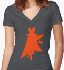 Jackle 2 Women's Fitted V-Neck T-Shirt