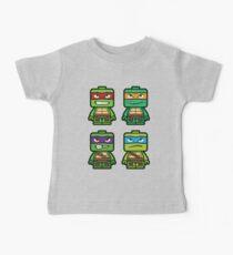 Chibi Ninja Turtles Kids Clothes