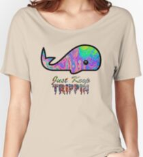 Keep Trippin Women's Relaxed Fit T-Shirt