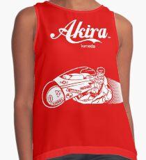 Akira Cola Contrast Tank