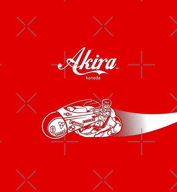 Akira Cola by R-evolution GFX