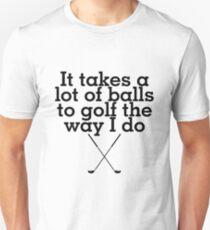 Golfers T-Shirt