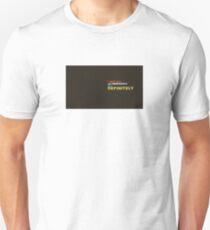 I will win. Work Hard, Dream Big Modern Day Warriors (Collection) T-Shirt