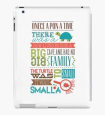 """Smalla than a bug"" iPad Case/Skin"