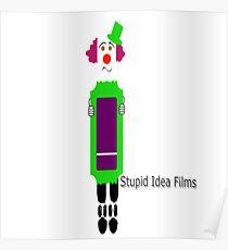 K-Shawn the Foolish Clown Poster