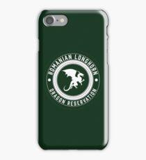 Dragon Sanctuary - Badge Size iPhone Case/Skin