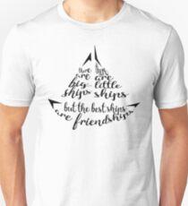 Friendships Unisex T-Shirt