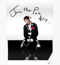 Jam The Pain Away... Poster