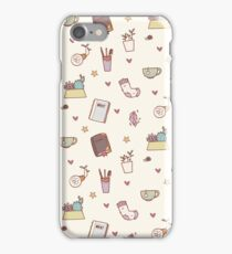 Cozy Mess iPhone Case/Skin