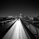 Wibbly Wobbly Bridge by Lea Valley Photographic