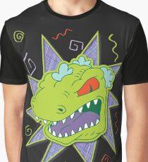 Reptar Head - Rugrats Graphic T-Shirt