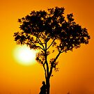 Waiting on sunset.. by bnilesh