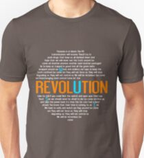 Muse Revolution Death Star Slim Fit T-Shirt