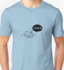 Rails Camp Tee (black edition) Unisex T-Shirt