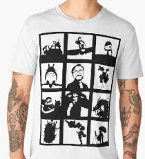 Tribute to Miyazaki Men's Premium T-Shirt