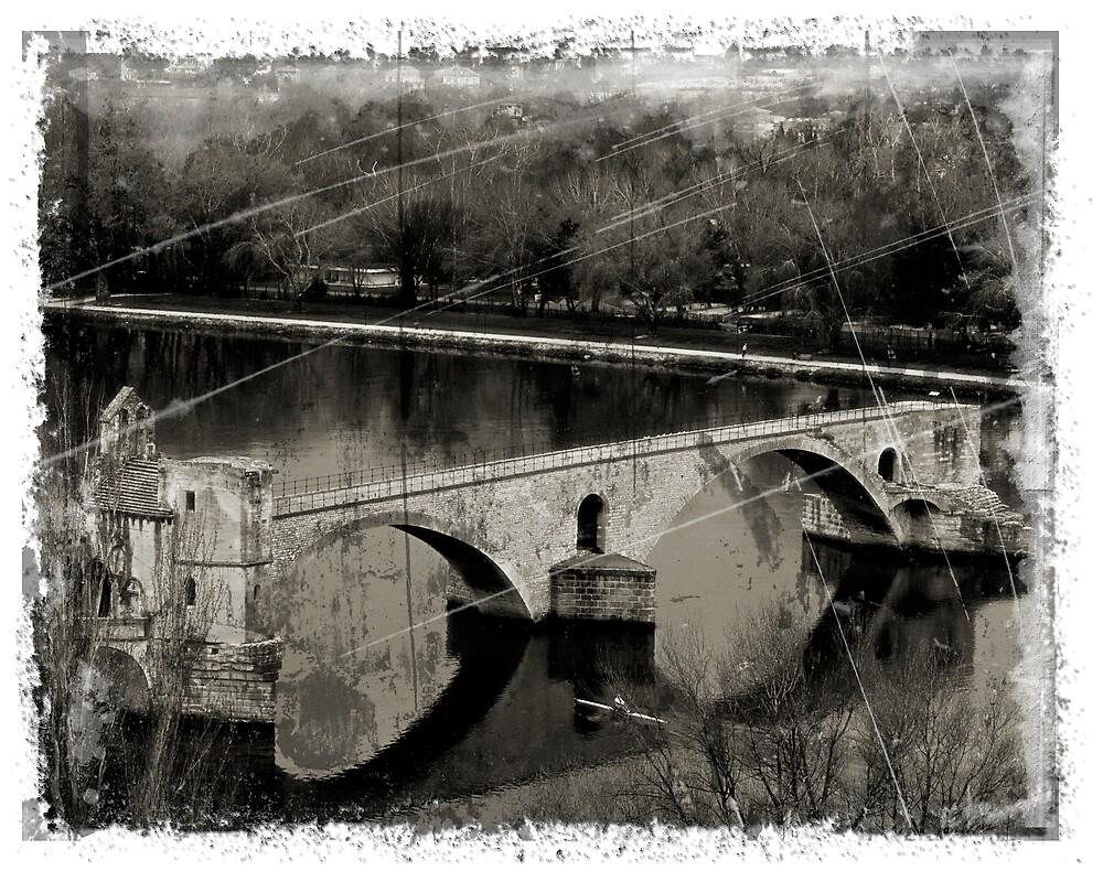 d'Avignon by Sue Wickham