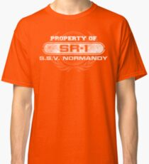 Vintage Property of SR1 Classic T-Shirt