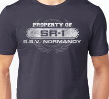 Naval Property of SR1 Unisex T-Shirt