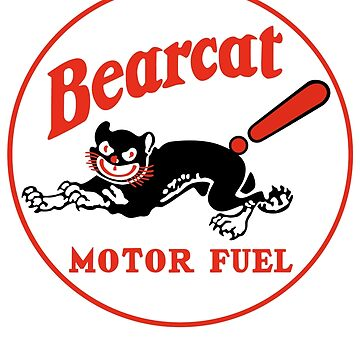 Bearcat Motor Fuel Shirt by PumpingGas
